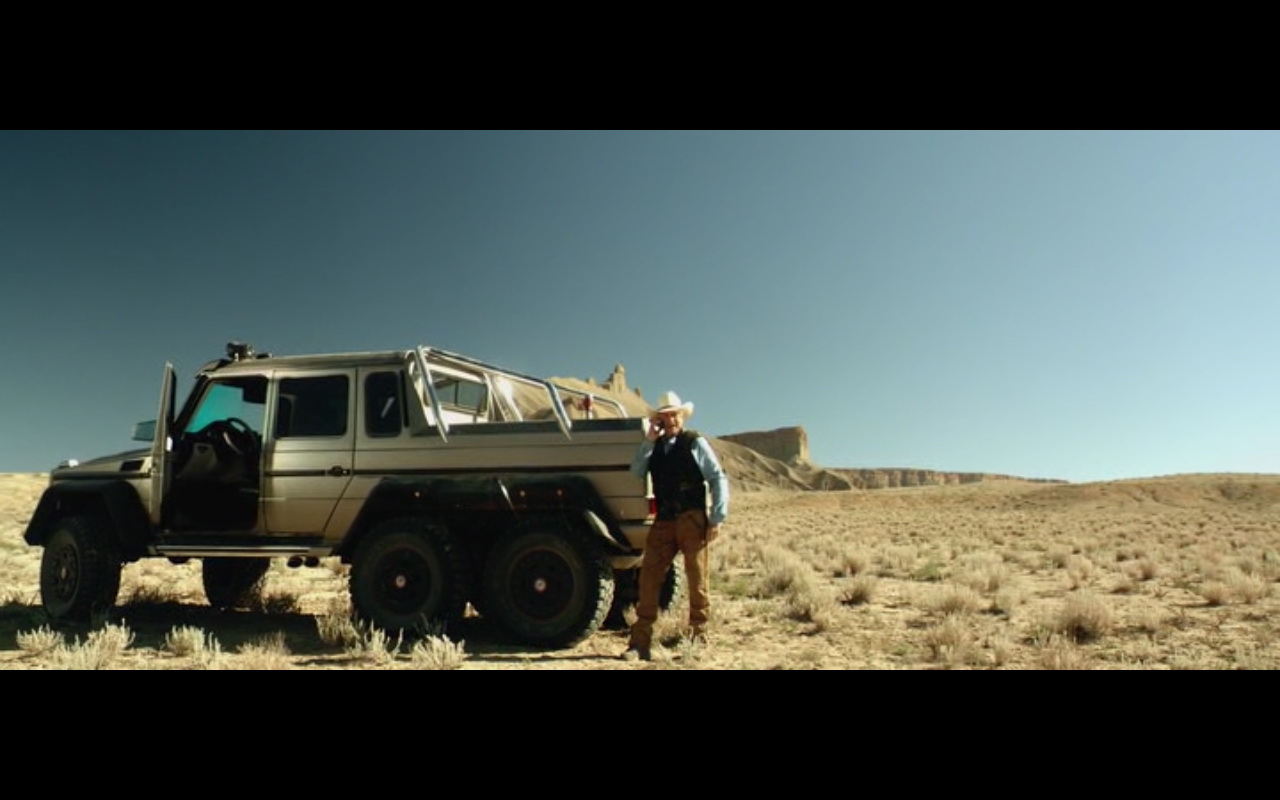 Mercedes Benz G 63 Amg 6x6 Beyond The Reach 2014 Movie