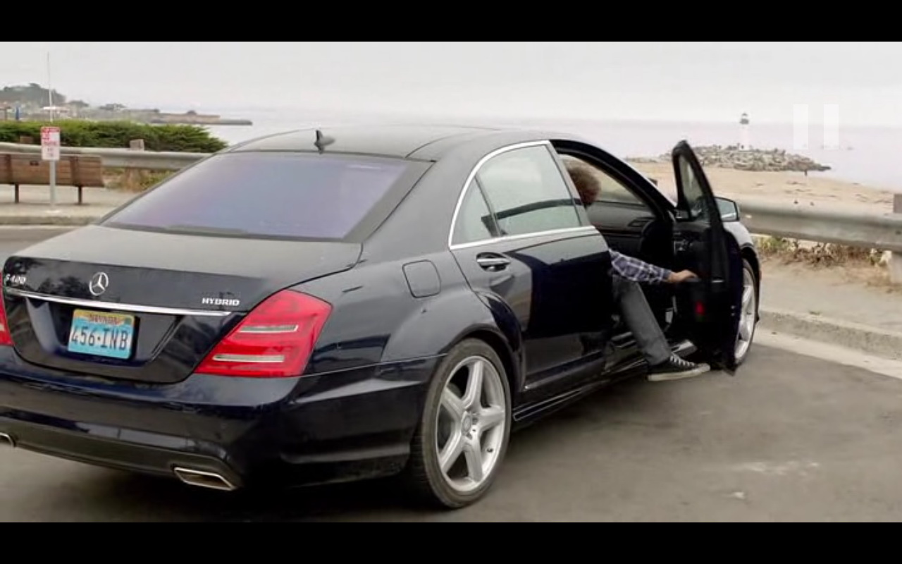 mercedes benz s 400 the road within 2014 movie scenes. Black Bedroom Furniture Sets. Home Design Ideas