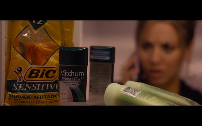 Mitchum Power Gel – The Wedding Ringer (2015) Movie Product Placement