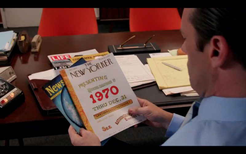 Newsweek, Life & The New Yorker - Mad Men (3)