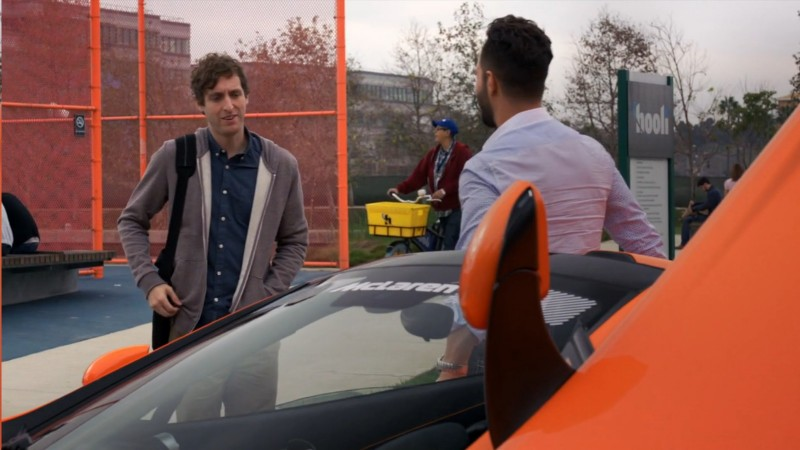 McLaren 650S - Silicon Valley - TV Show Product Placement