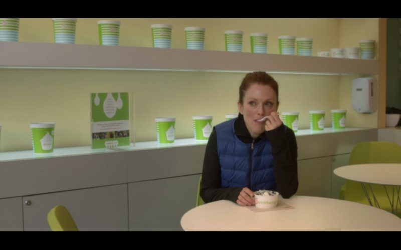 Pinkberry – Still Alice (2014) - Movie Product Placement