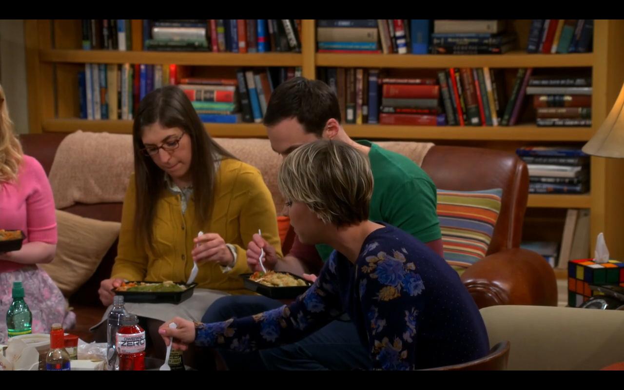 coke and popcorn big bang theory season 5