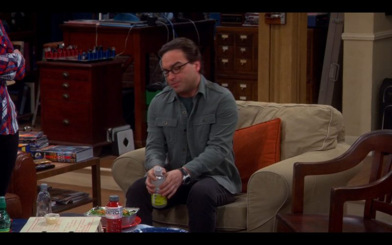 Powerade Zero - The Big Bang Theory TV Show Product Placement