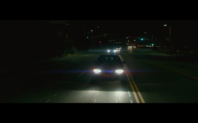 Red BMW M1 – The Gambler (2014) 2