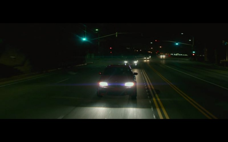 Red BMW M1 – The Gambler (2014) 6