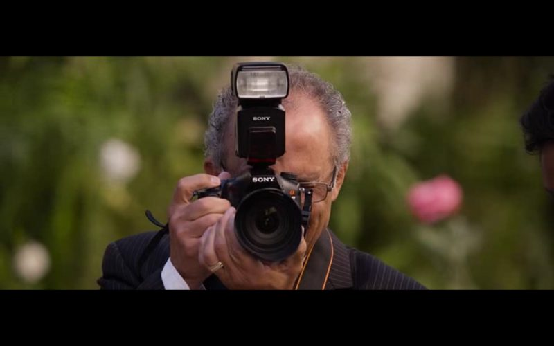 Sony Photography Camera – The Wedding Ringer (2015) - Movie Product Placement