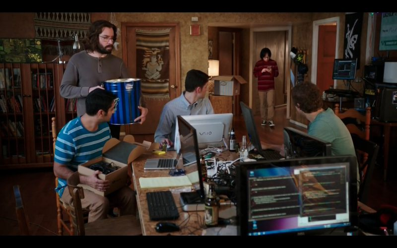 Sony VAIO – Silicon Valley TV Show Product Placement