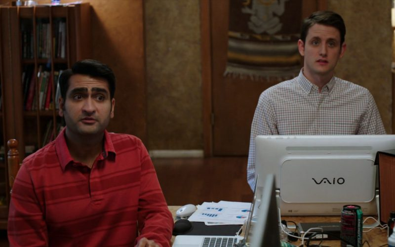 Sony VAIO Product Placement – Silicon Valley (1)
