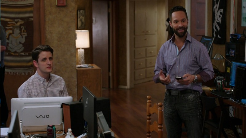 Sony VAIO Desktop PC - Silicon Valley TV Show Product Placement