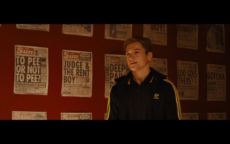 Adidas Jackets - Kingsman: The Secret Service (2014) - Movie Product Placement