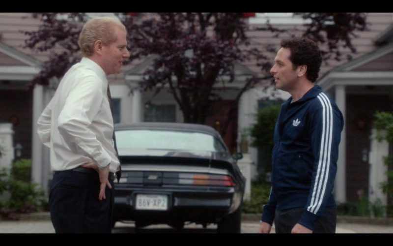 Adidas - The Americans TV Show Product Placement