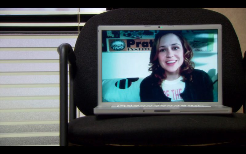 Apple MacBook Pro - The Office TV Show
