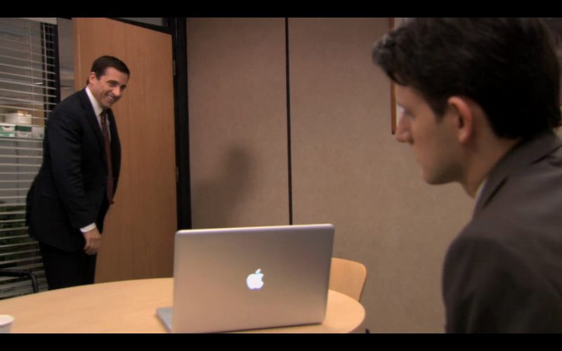 Apple Macbook Pro 15 - The Office - TV Show Product Placement