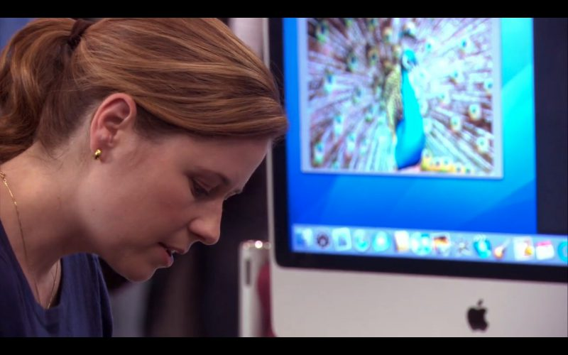 Apple iMac - The Office - TV Show Product Placement