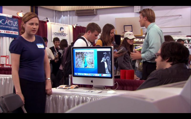 Apple iMac - The Office TV Show Product Placement