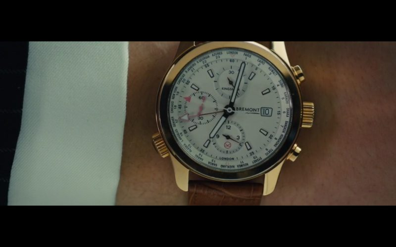 Bremont Watch in Kingsman: The Secret Service (2014) - Movie Product Placement