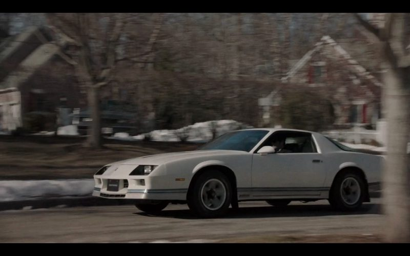 Chevrolet Camaro Z28 – The Americans - TV Show Product Placement