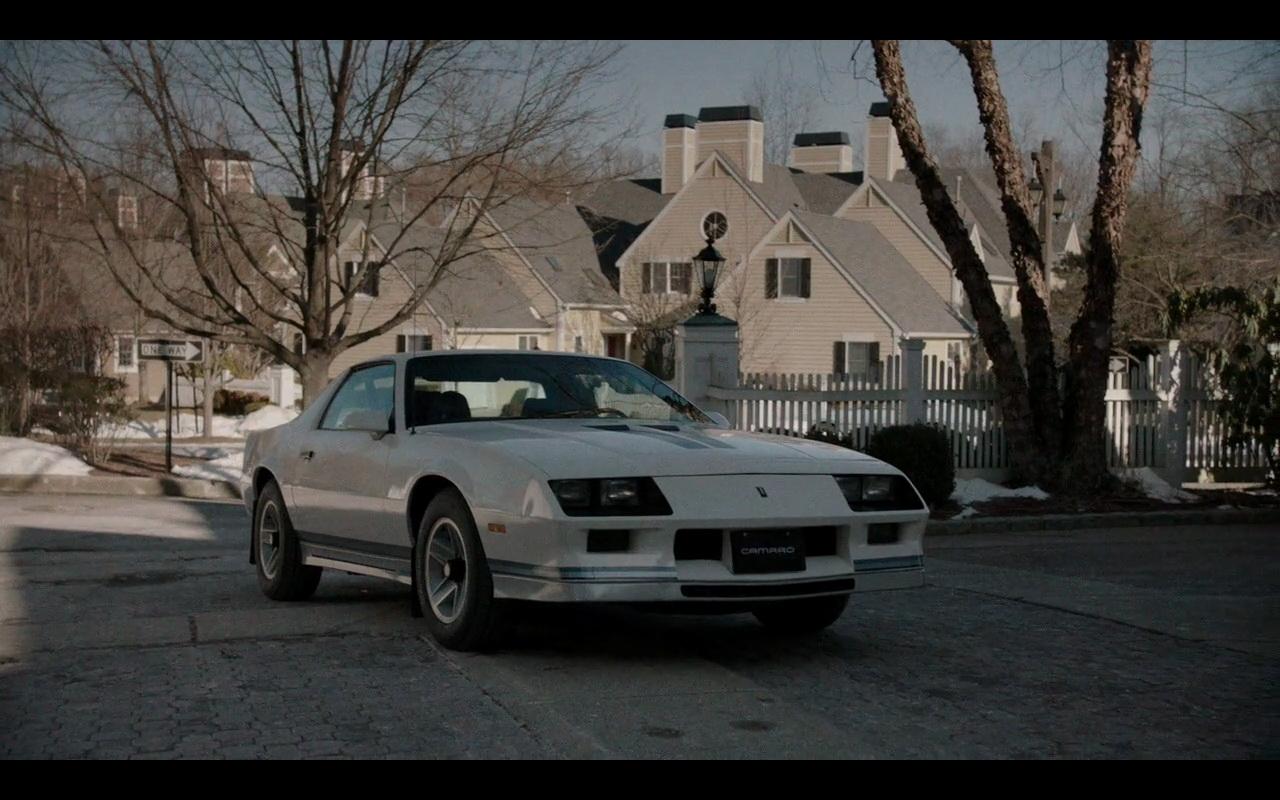 Chevrolet Camaro Z28 – The Americans TV Show