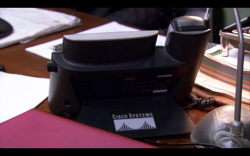 Cisco Systems - The Office TV Show Product Placement