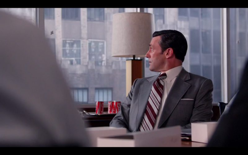 Coca-Cola - Mad Men TV Show Product Placement