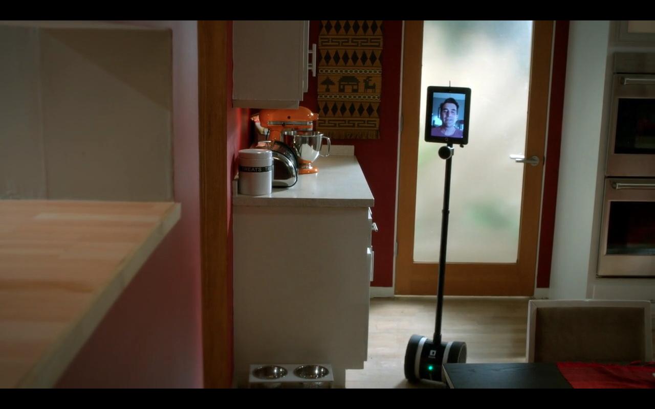 Double Telepresence Robot Modern Family Tv Show