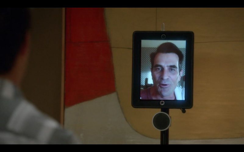 Double Telepresence Robot - Modern Family TV Show Product Placement