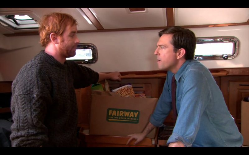 Fairway - The Office - TV Show Product Placement