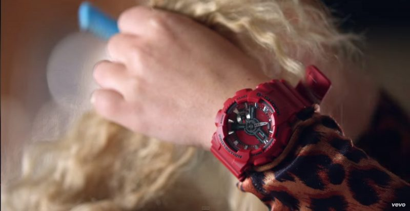 G-Shock - Pretty Girls – Britney Spears & Iggy Azalea Official Music Video Product Placement