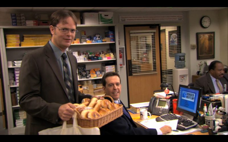 H&H Bagels - The Office TV Show Product Placement