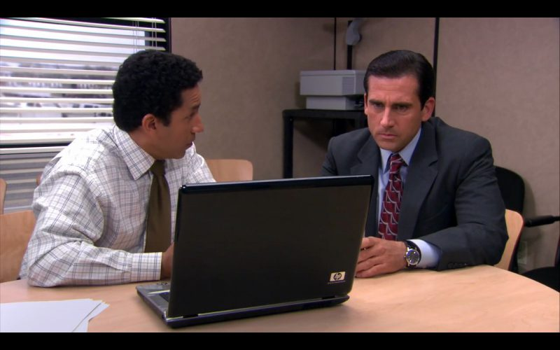 HP Notebook – The Office - TV Show Product Placement