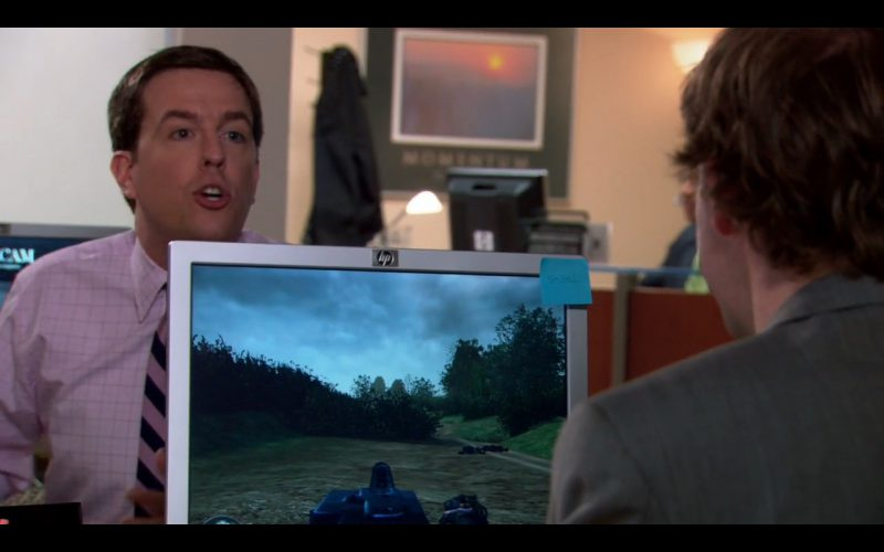 HP Computers - The Office TV Show Product Placement