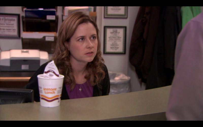 Instant Lunch - Maruchan – The Office - TV Show Product Placement