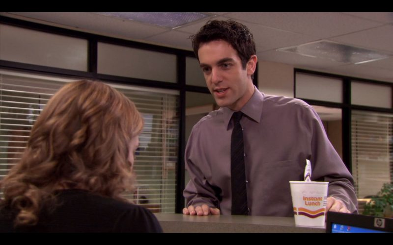 Instant Lunch - Maruchan – The Office TV Show Product Placement