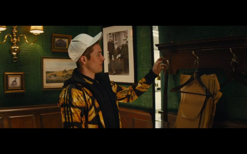 Jacket by Adidas Originals By Jeremy Scott – Kingsman The Secret Service (1)