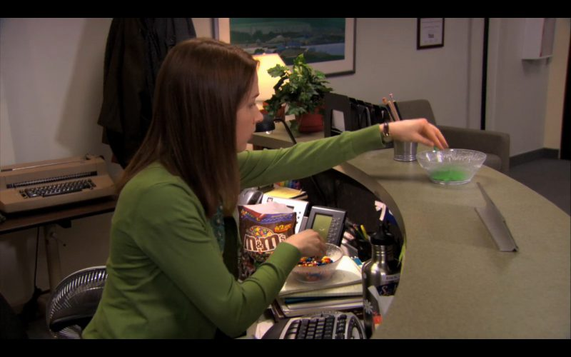 M&M'S - The Office TV Show Product Placement