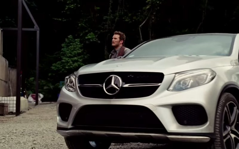 Mercedes-Benz GLE 450 AMG Coupé – Jurassic World (1)