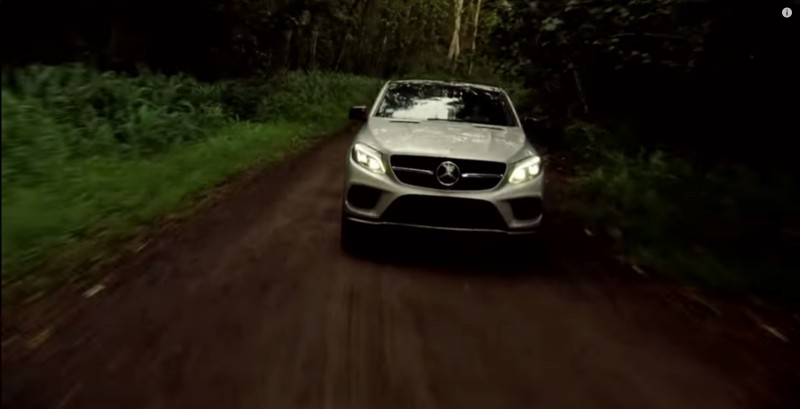 Mercedes-Benz GLE 450 AMG Coupé - Jurassic World (8)