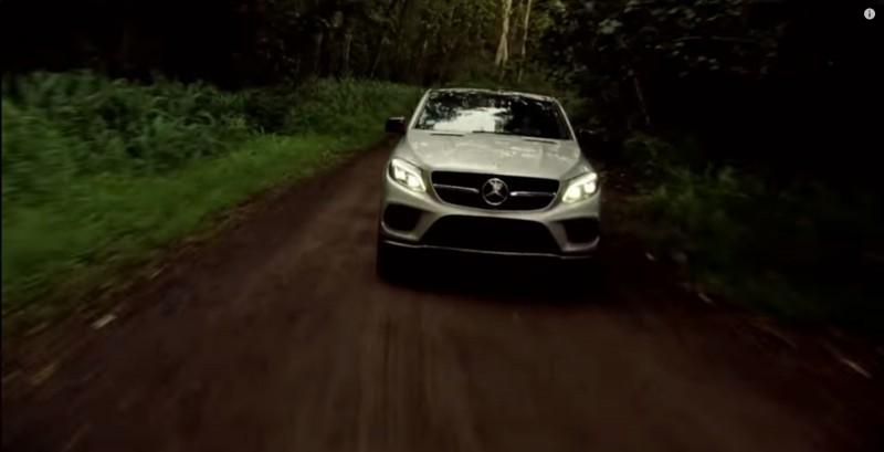 Mercedes-Benz GLE 450 AMG Coupé - Jurassic World (8)