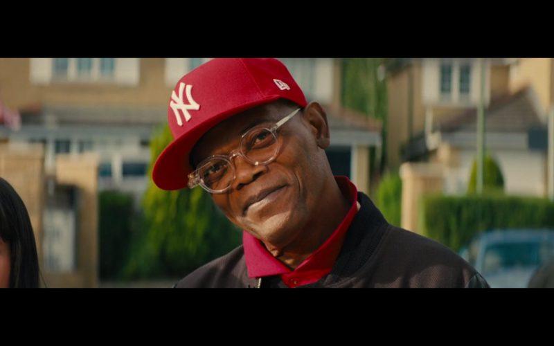 New York Yankees Caps - Kingsman: The Secret Service (2014) - Movie Product Placement