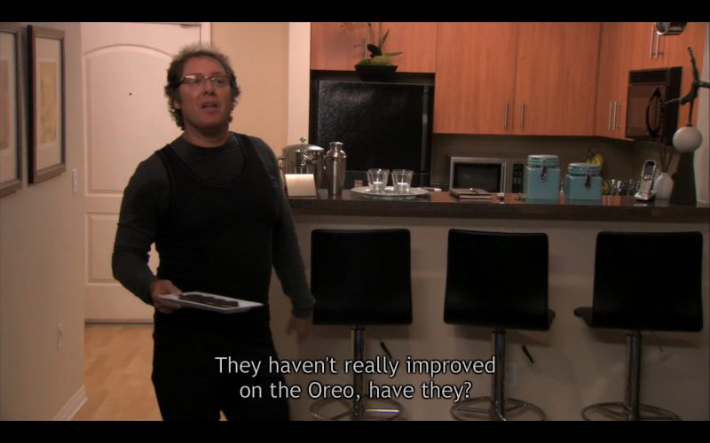 Oreo - The Office TV Show Product Placement