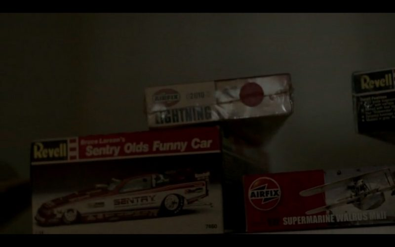 Revell - The Americans (1)