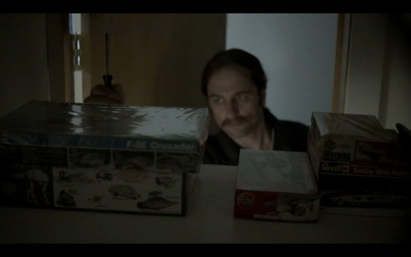 Revell - The Americans (2)