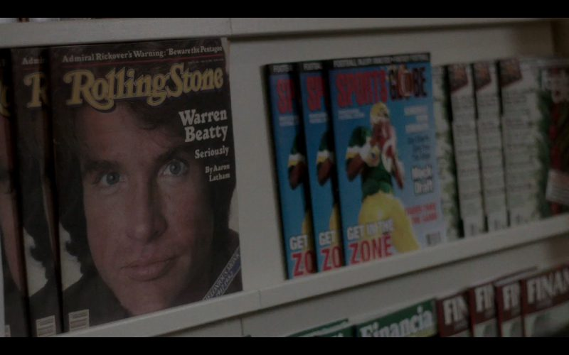 Rolling Stone Magazine – The Americans TV Show Product Placement