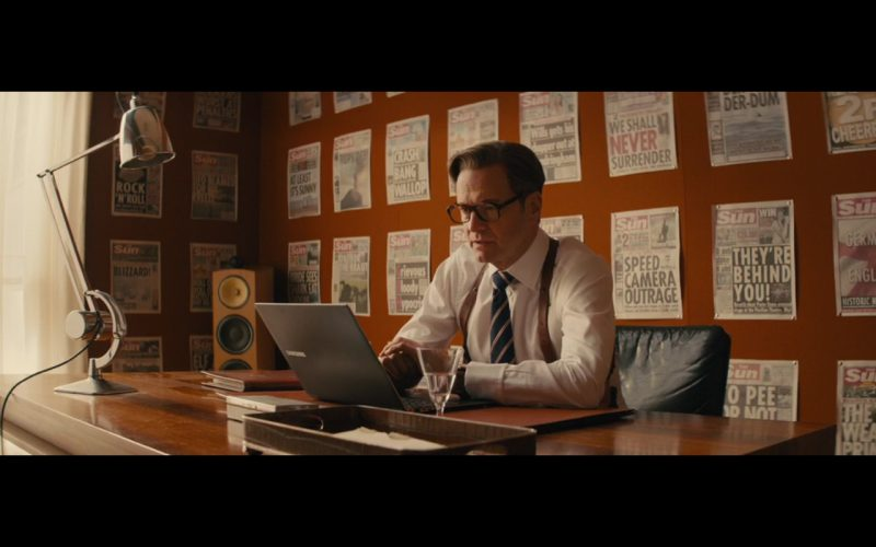Samsung Notebook – Kingsman: The Secret Service (2014) Movie Product Placement