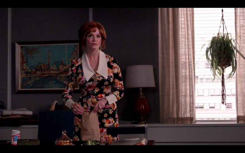 Tab (Diet Cola) – Mad Men TV Show Product Placement
