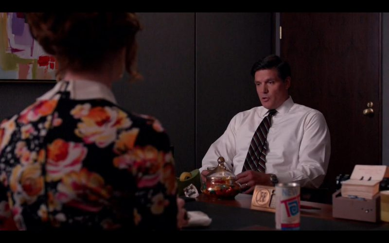 Tab (Diet Cola) – Mad Men - TV Show Product Placement