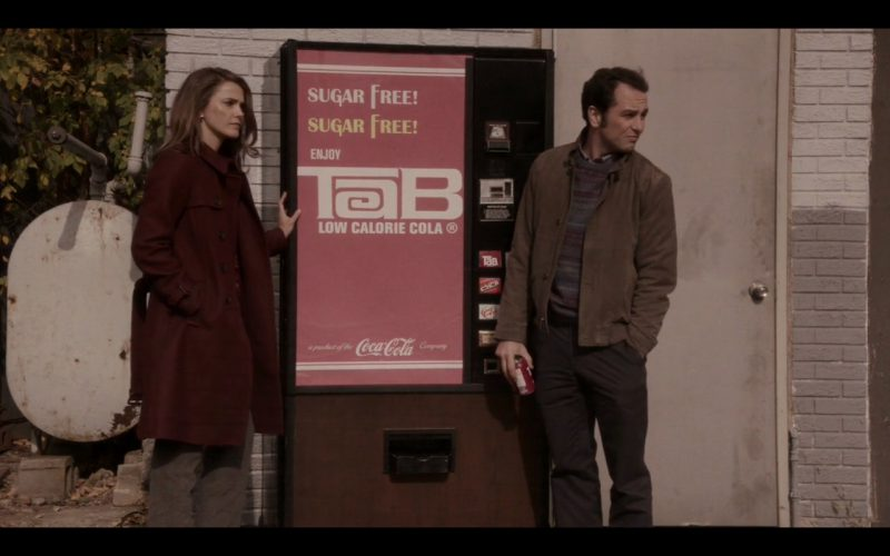 Tab (soft drink) – The Americans (2)