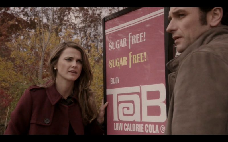 Tab (soft drink) – The Americans - TV Show Product Placement