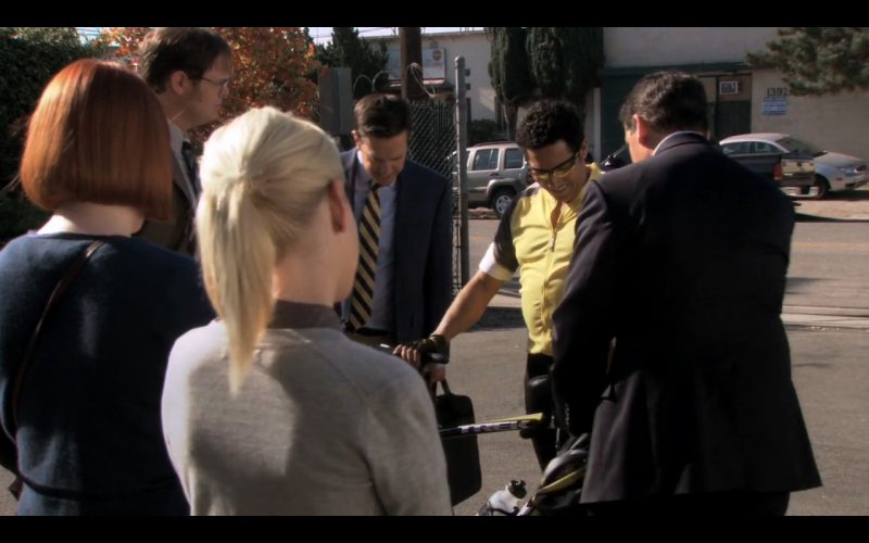 Trek Bicycle - The Office - TV Show Product Placement